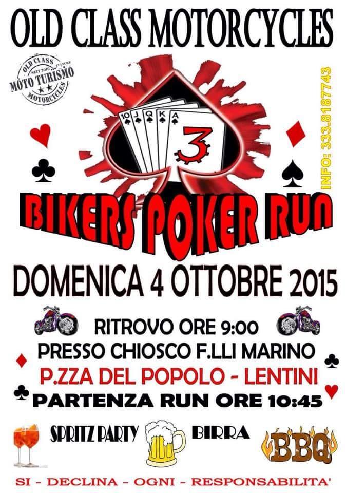 Il poker runs