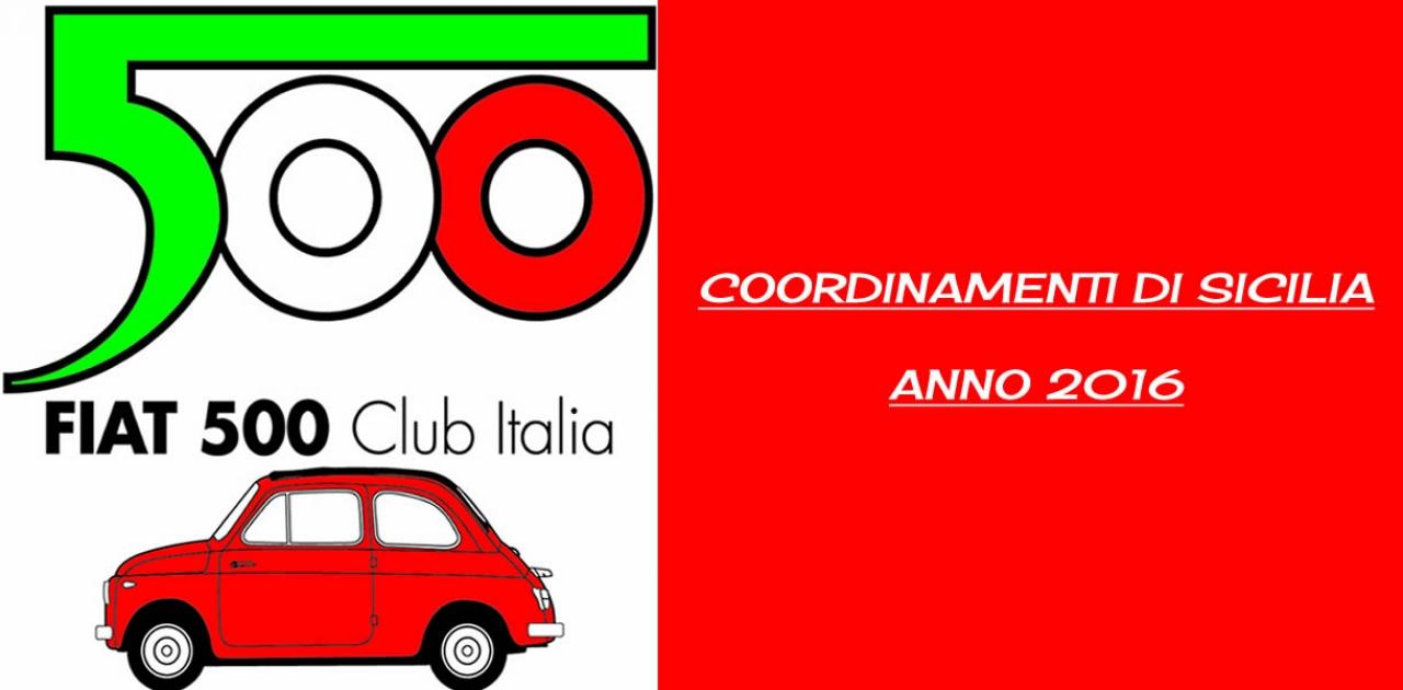 elenco raduni fiat 500 club italia coordinamenti di. Black Bedroom Furniture Sets. Home Design Ideas