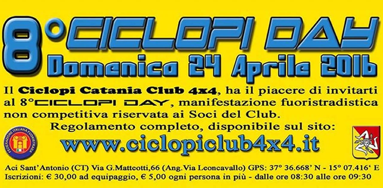 8°Ciclopi Day - 24 Aprile 2016 Aci Sant'antonio (CT) - Il ...